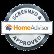 home adviser logo transparent white border